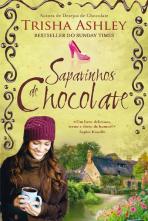 sapatinhos chocolate